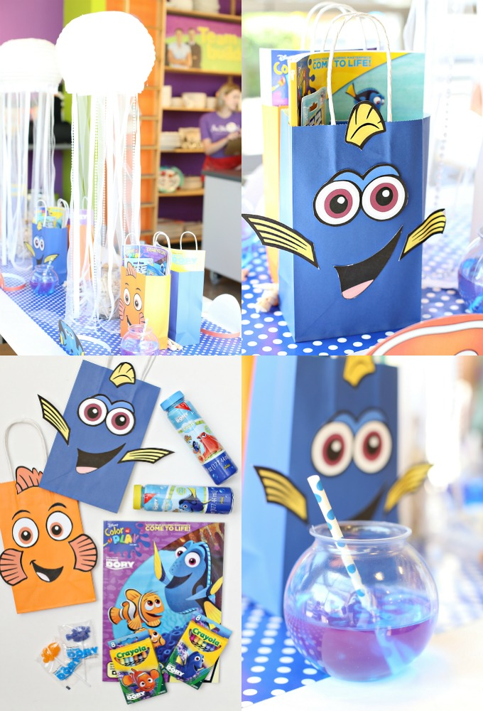 Finding Dory Party Decor 1