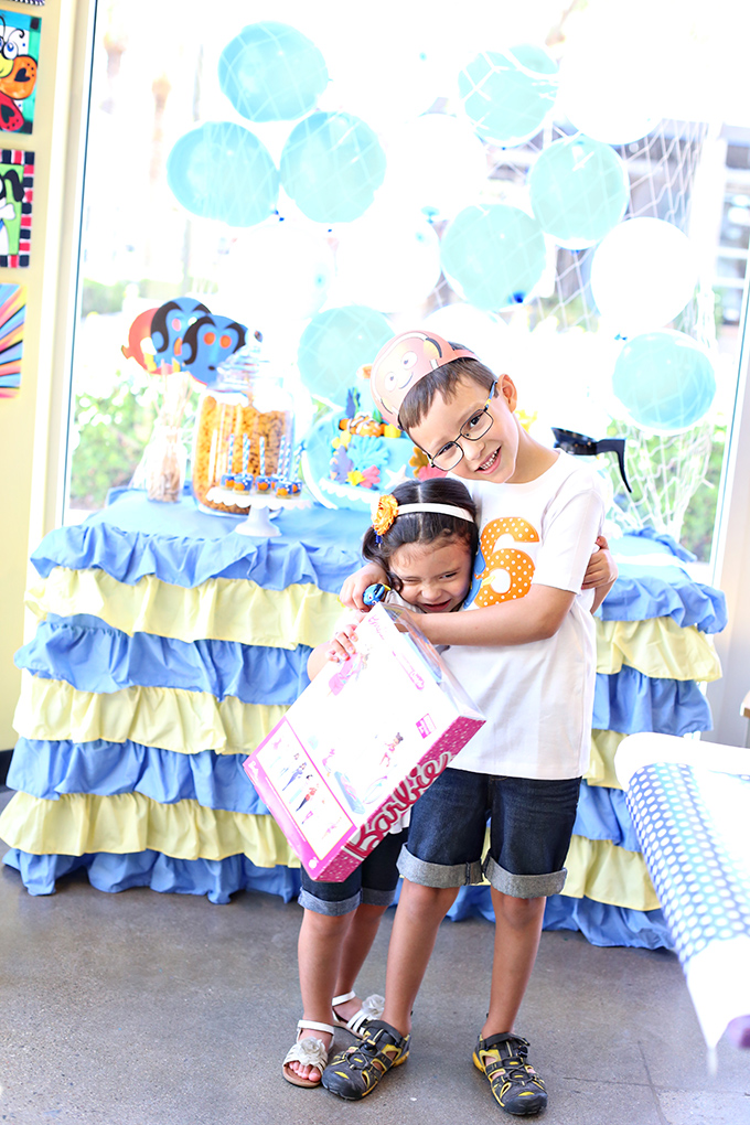 Joint Sibling Birthday Party Ideas
