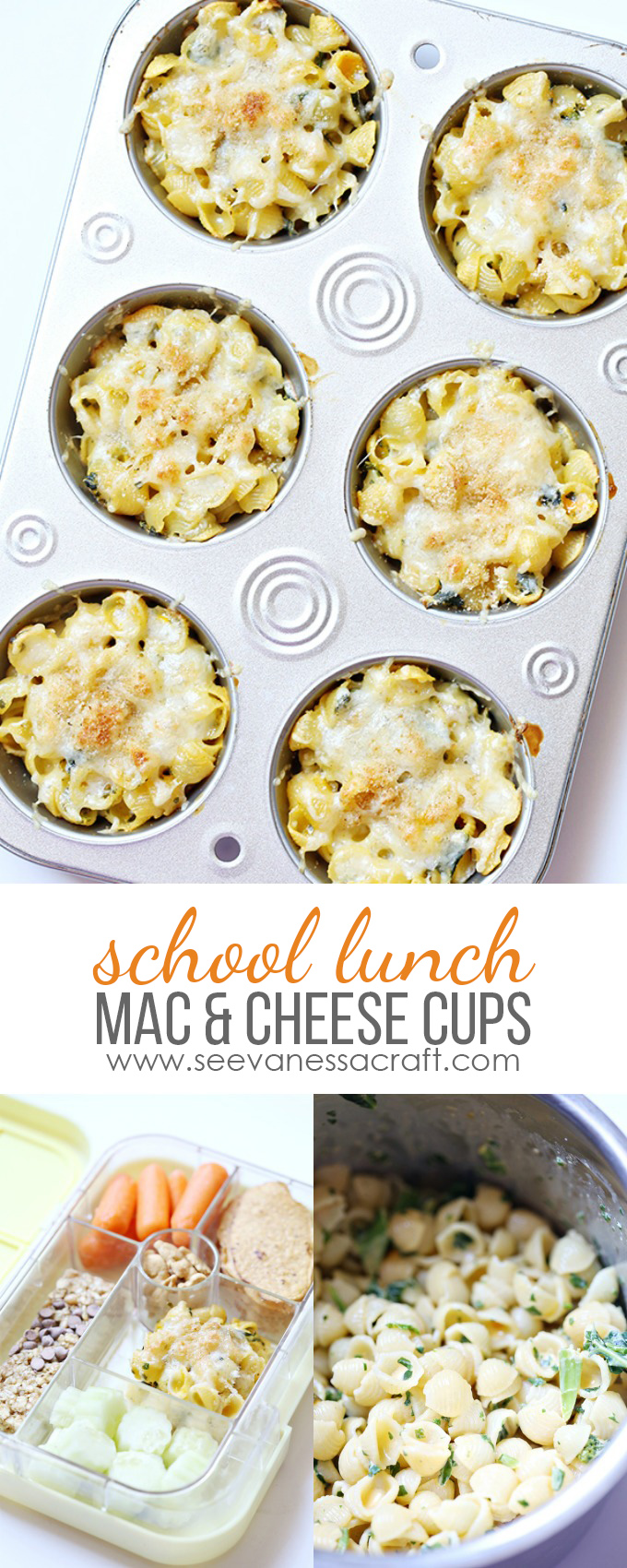 Mac and Cheese Cups for Kids copy