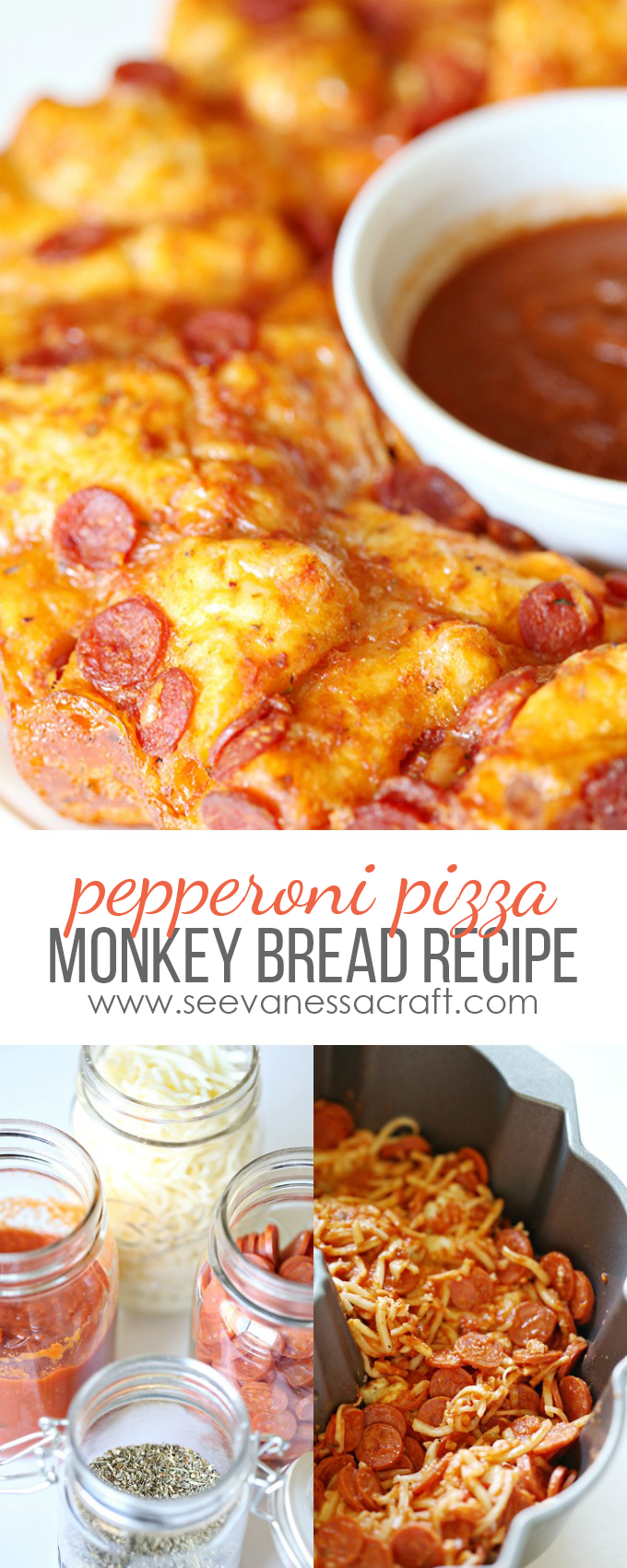 Pizza Monkey Bread Recipe copy