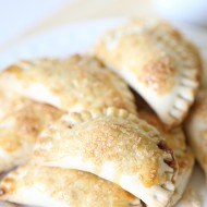 Recipe: Chocolate S'mores Baked Empanada