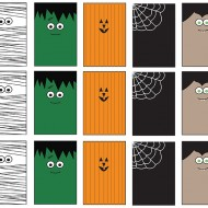Halloween: Smarties Candy Printable