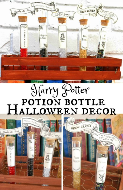 Welcome to 30 crafty days of halloween this harry potter printable