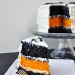 Halloween: Jack Skellington Cake