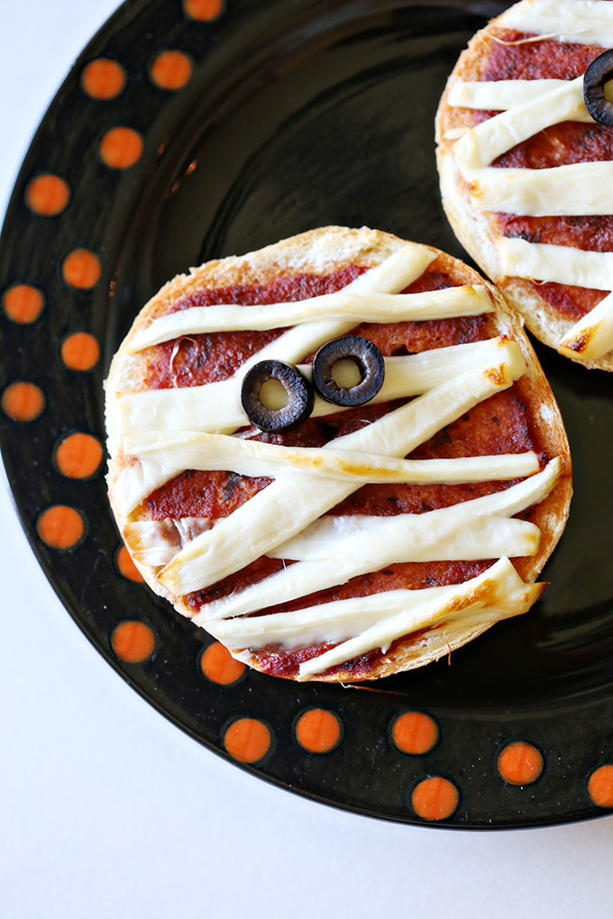 Mummy Pizza Bagels 6 copy