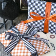 Halloween: Printable Pillow Boxes