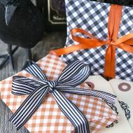 Halloween: Printable Pillow Boxes