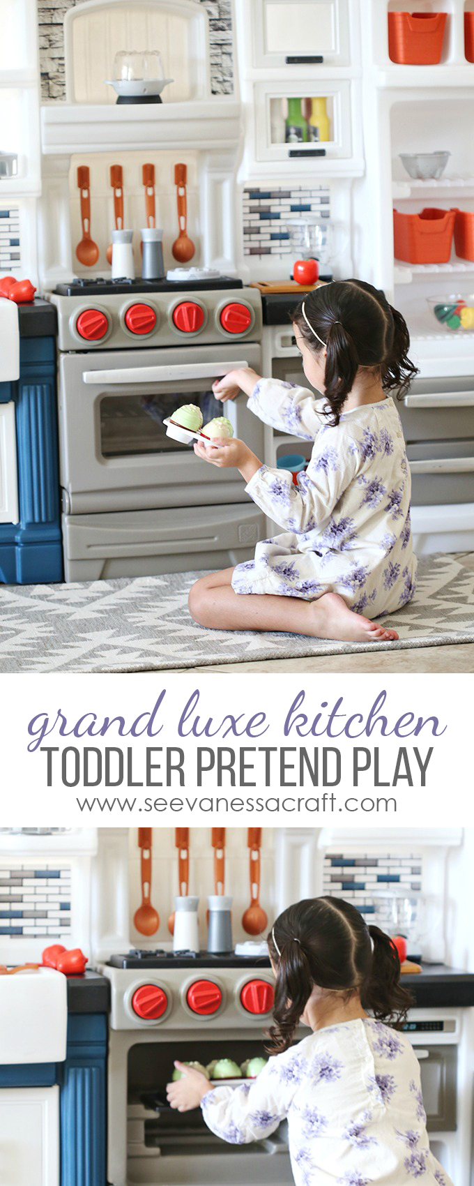 Kid Friendly: Step2 Play Kitchen & Play Dough Printable ...