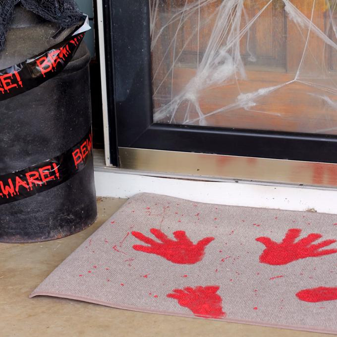 halloween door mat-005