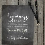 Halloween: Harry Potter Quote Printable