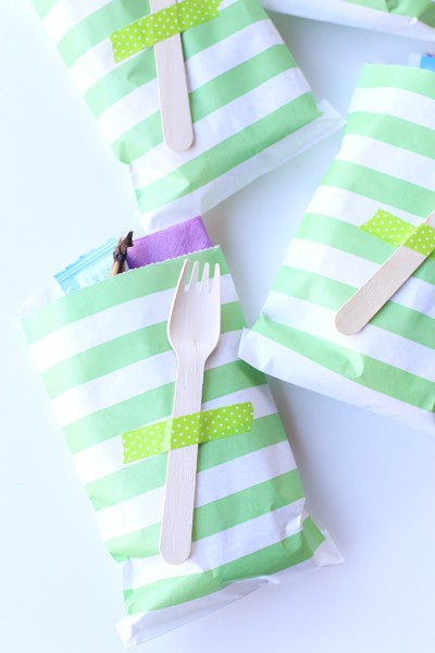 Breakfast To Go Grab Bags for Kids