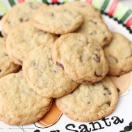 Recipe: Chocolate Chip Coconut Cookies for Santa