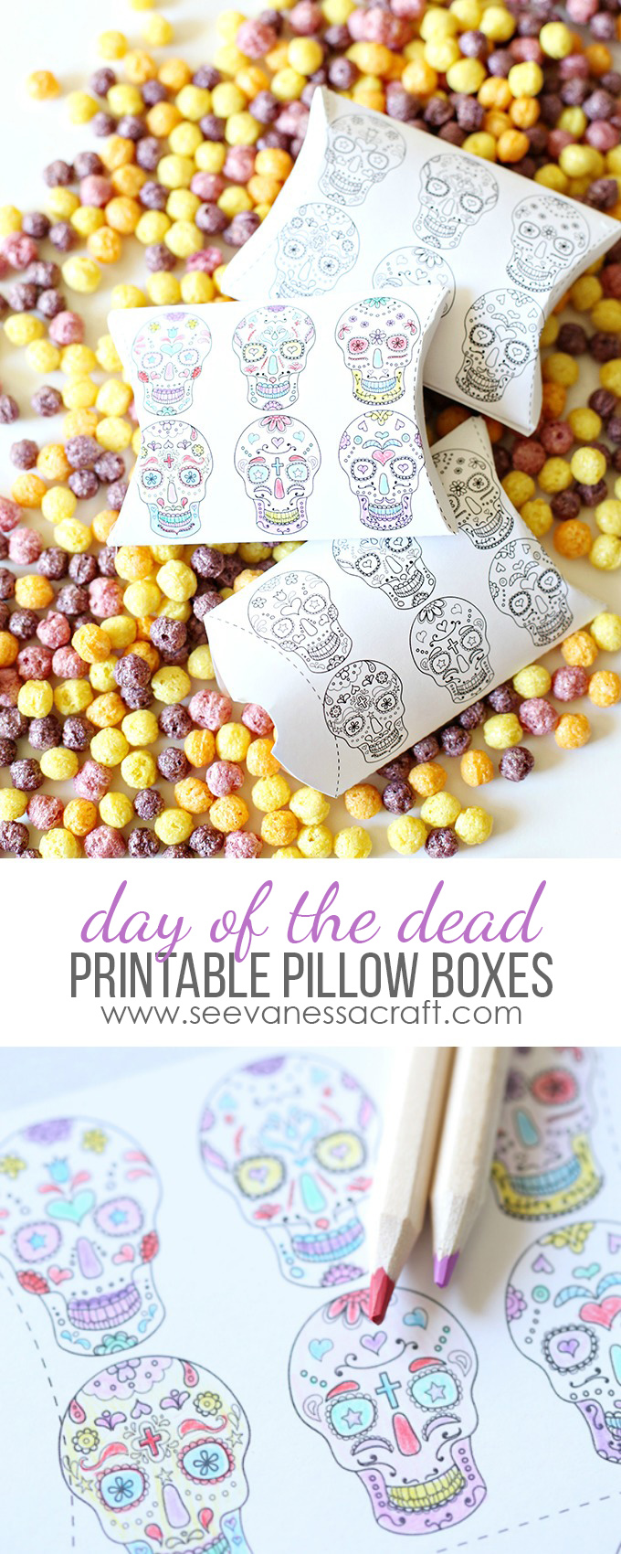 dia-de-los-muertos-printable-pillow-box