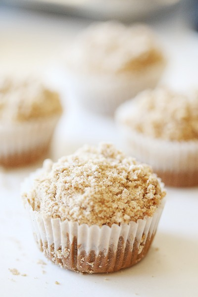 Cold Brew Coffee Cake Muffin Recipe