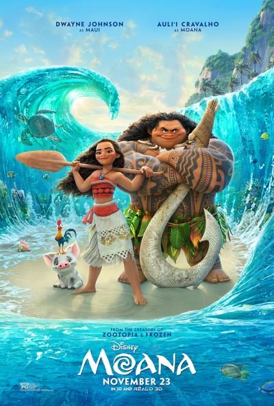 Disney Moana Movie Review