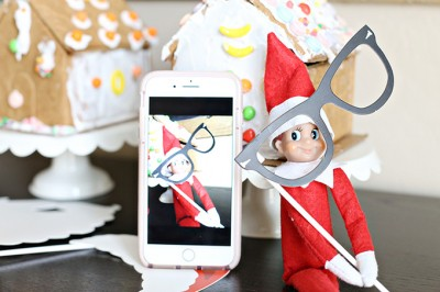 Easy Elf on the Shelf Ideas for Christmas