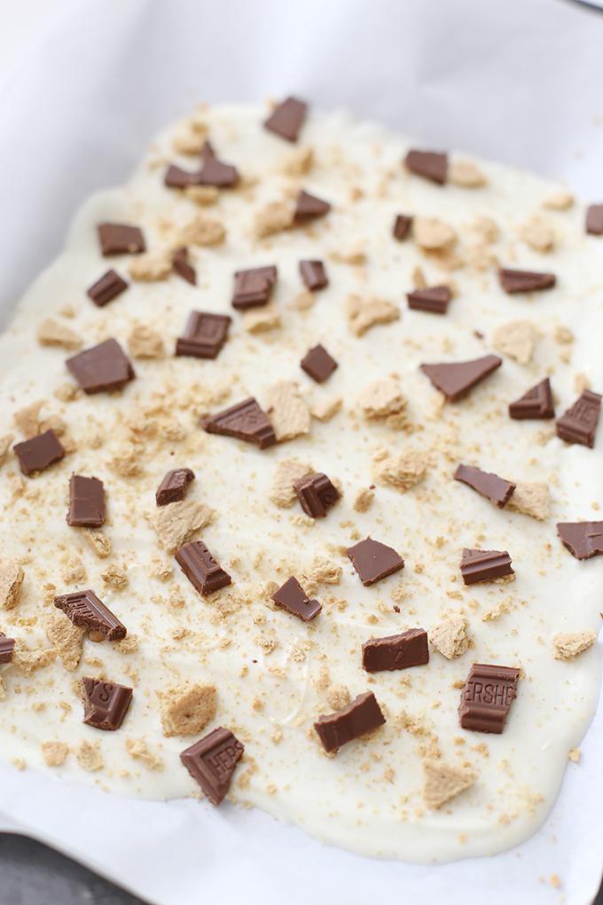 Chocolate S'mores Bark Recipe 5 copy