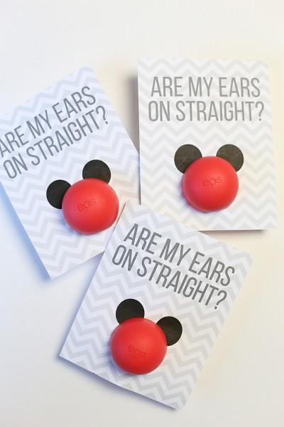 Mickey Mouse Eos Lip Balm Printable