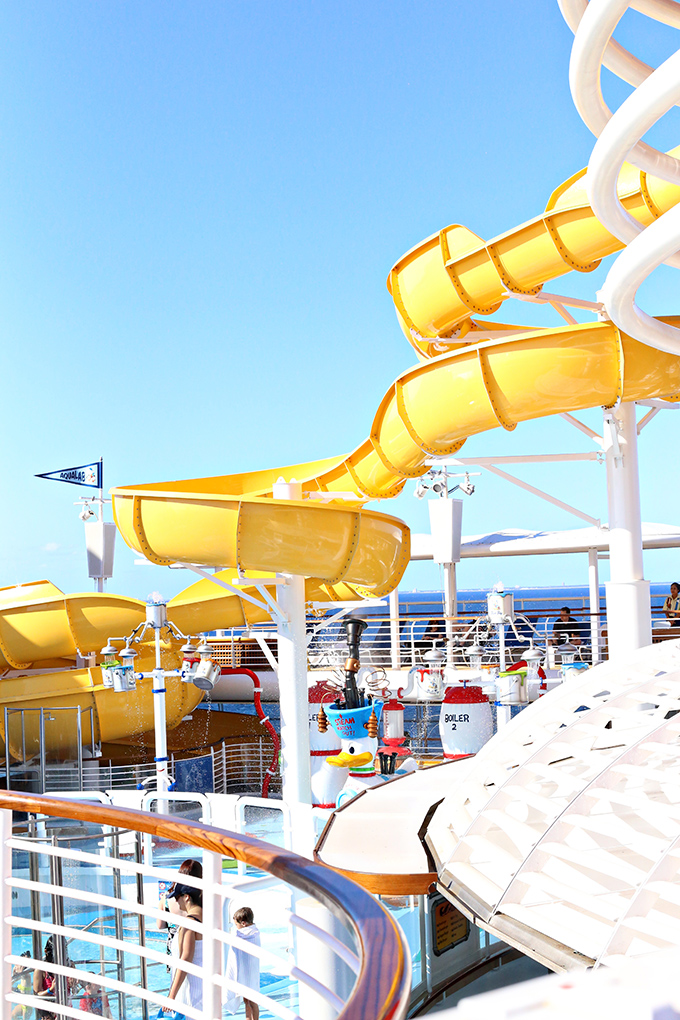 Disney Wonder Water Slide copy