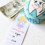 Craft: Tooth Fairy Receipt and Box