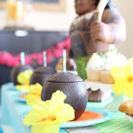 Disney: Moana Luau Birthday Party