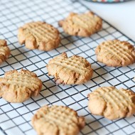 Recipe: Dairy Free Peanut Butter Cookies