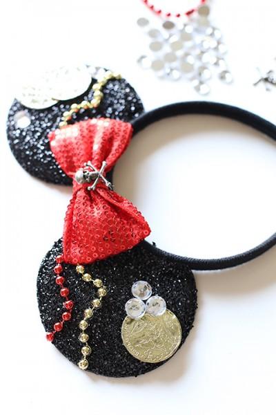 Disney Cruise Pirate Night Mickey Ears