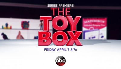 ABC The Toy Box