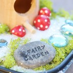 Craft: Upcycled Fairy Garden for Kids