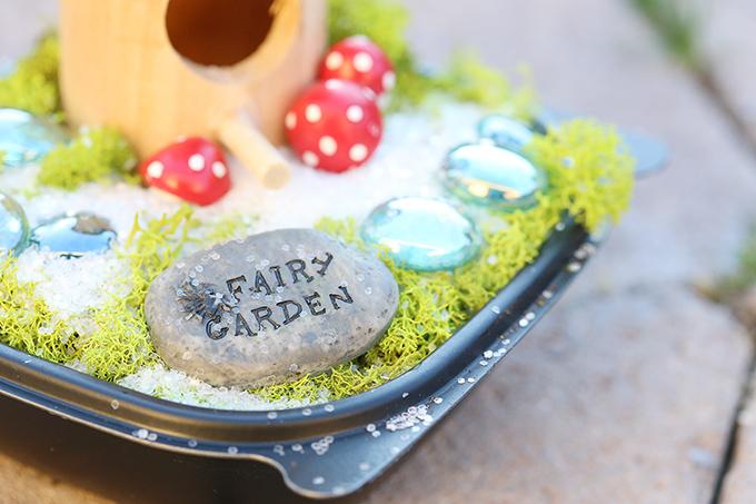 Upcycled Fairy Garden 9 copy