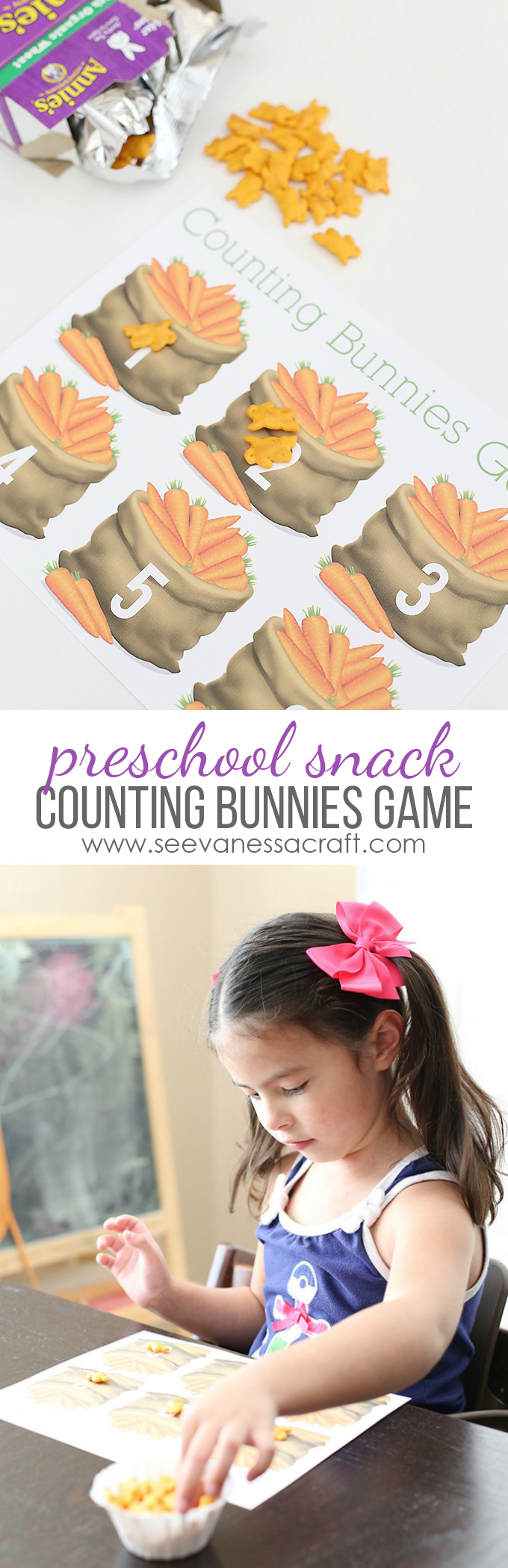 Annies Bunny Counting Game Printable copy