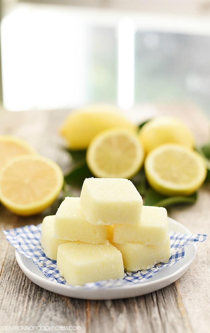 Lemon-Sugar-Scrub-Cubes