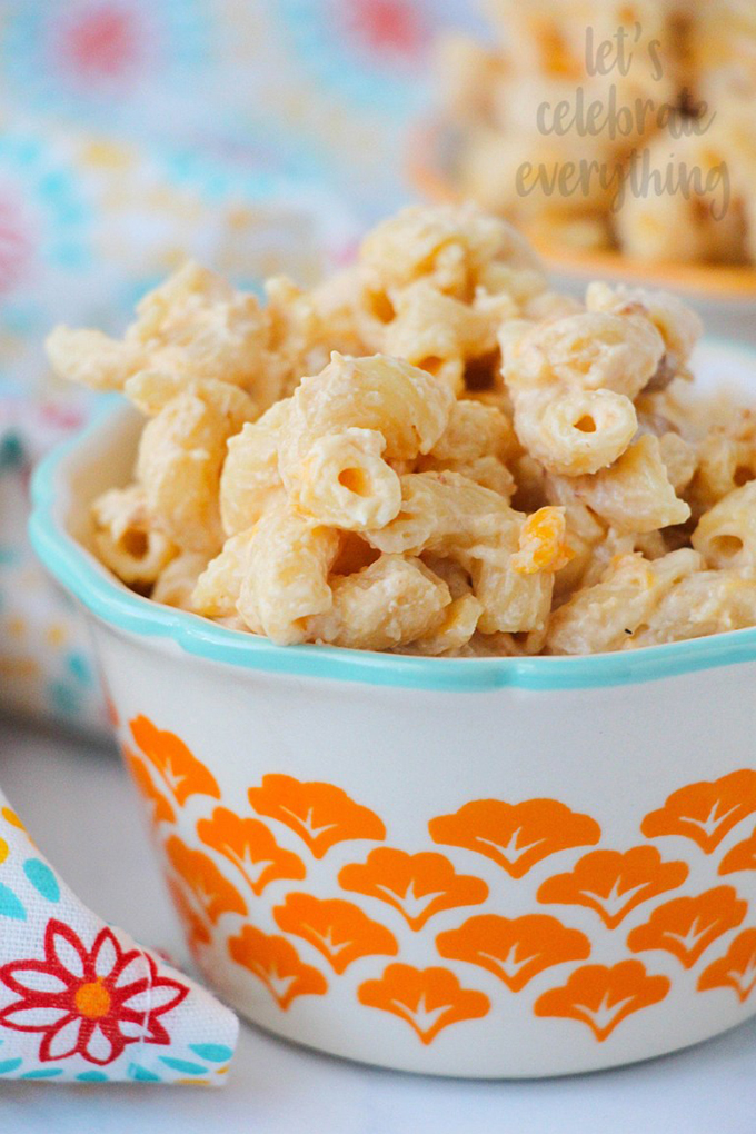 Mac of Cheese Instant Pot