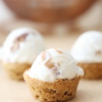 Recipe: Ice Cream Peanut Butter Cookie Cups