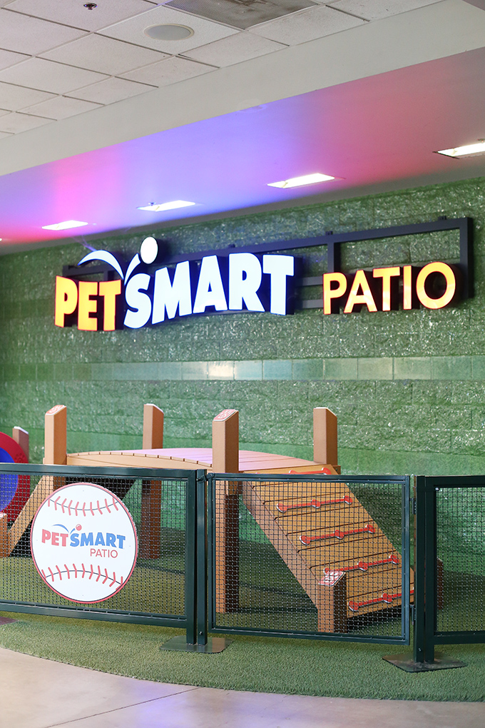 Petsmart Patio Diamonbacks Chase Field copy