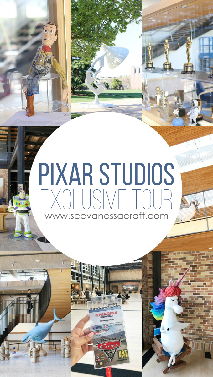 Pixar Studios Exclusive Tour copy