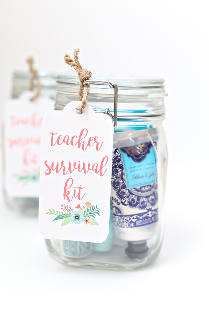 Teacher Survival Gift Kit