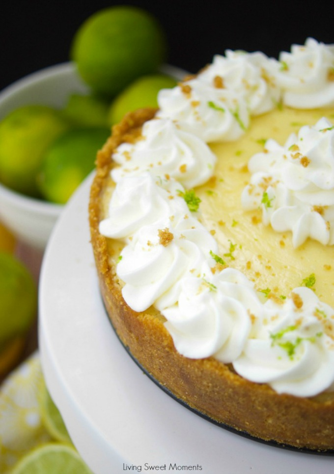 The best ever instant pot key lime pie recipe