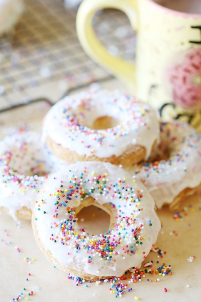 Funfetti Cake Mix Donut 10 copy