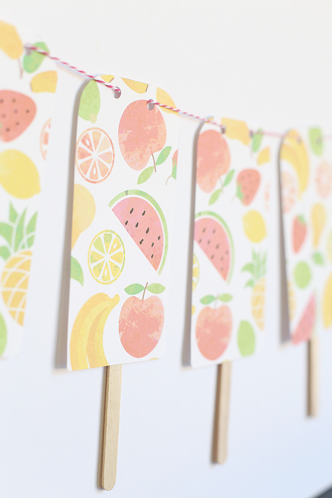 Printable Popsicle Banner 2 copy