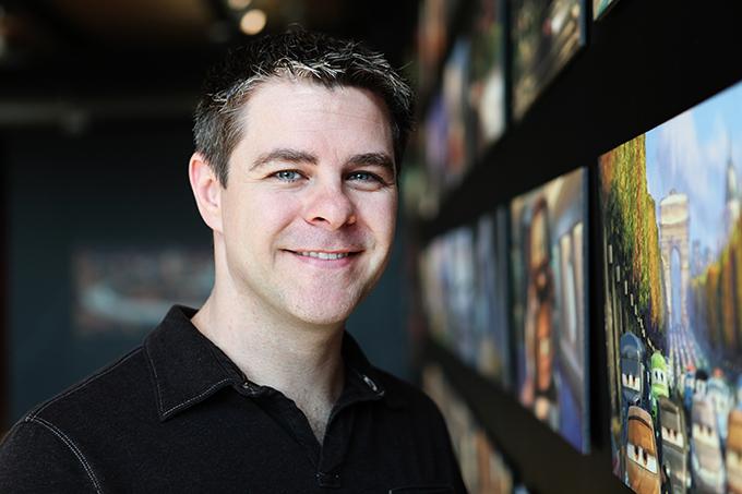 Story Supervisor Scott Morse