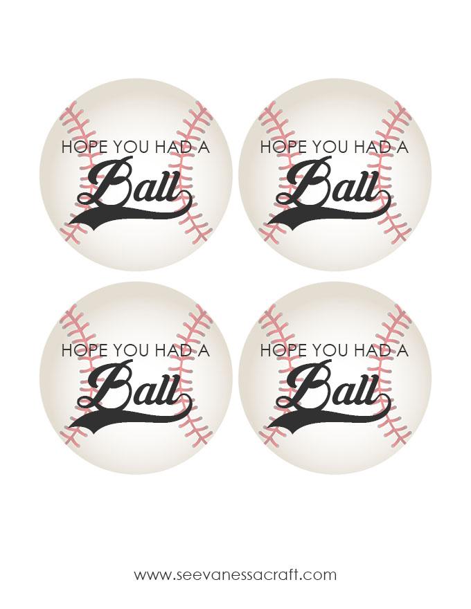 Baseball Tags
