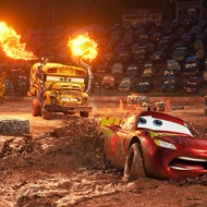 Disney: Pixar Cars 3 Blu-ray Features