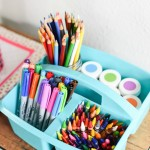 Kid Friendly: 25+ Back to School Organization Ideas and Hacks