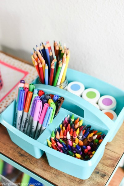 Back to School Organization Ideas and Hacks
