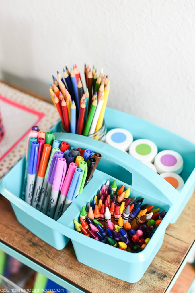 Art-Supply-Organization
