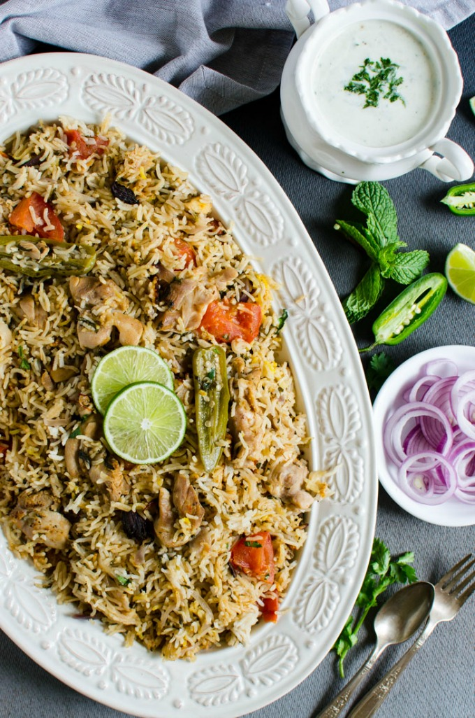 Easy-Chicken-Biryani