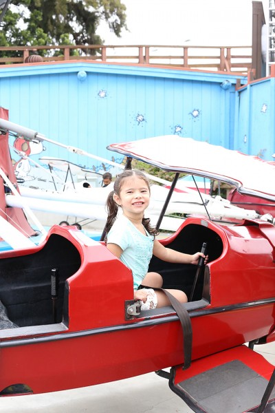 Things To Do at Knott's Berry Farm with Young Children