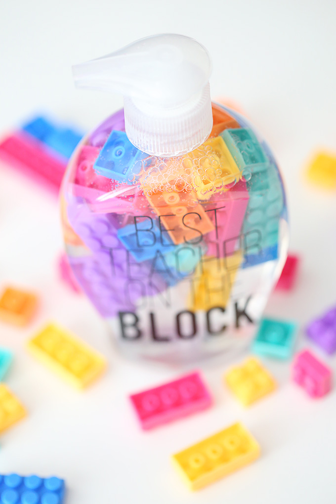 LEGO Soap Teacher Gift 10 copy