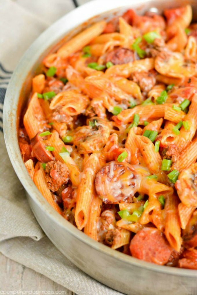 One-Pot-Penne-Pasta